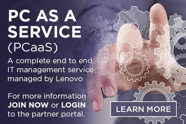 Lenovo PC as a Service